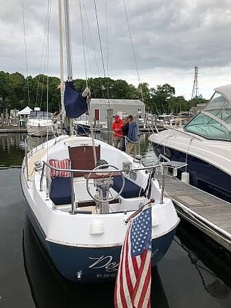 Contest Contest 30 MK I 1970 Conyplex 30 for sale in Old Saybrook, CT