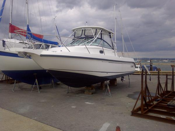 Boston Whaler Conquest 26