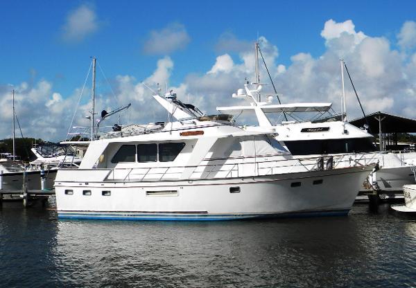 De Fever 53 POC Motor Yacht