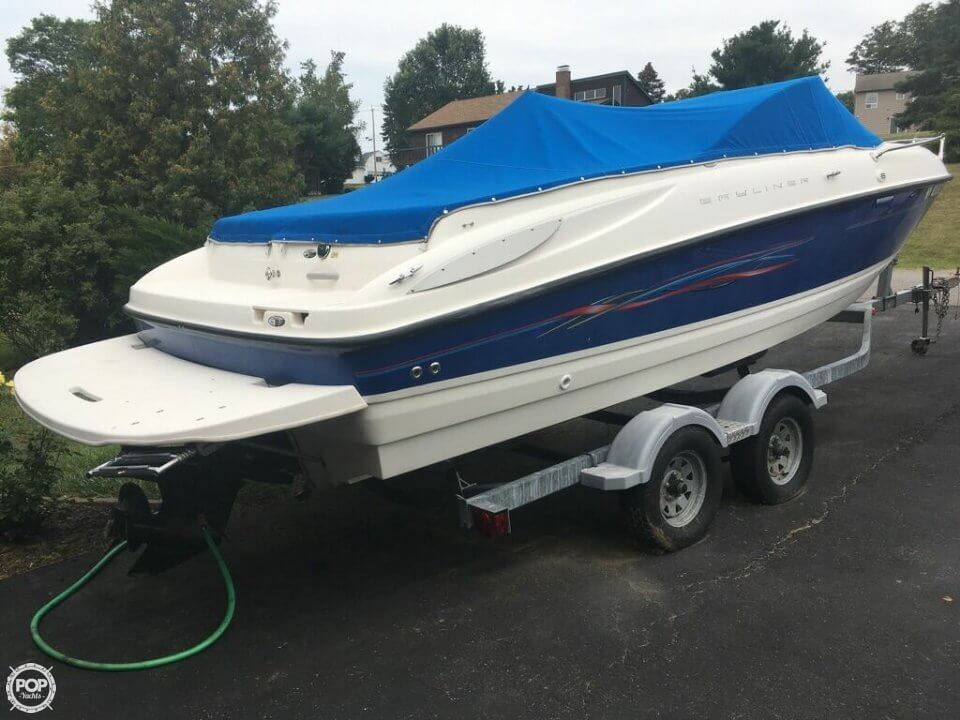 Bayliner 212 2006 Bayliner 212 for sale in Bemus Point, NY