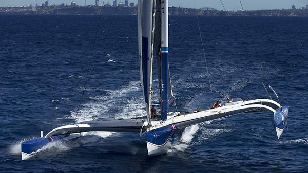 Custom ORMA 60 Trimaran