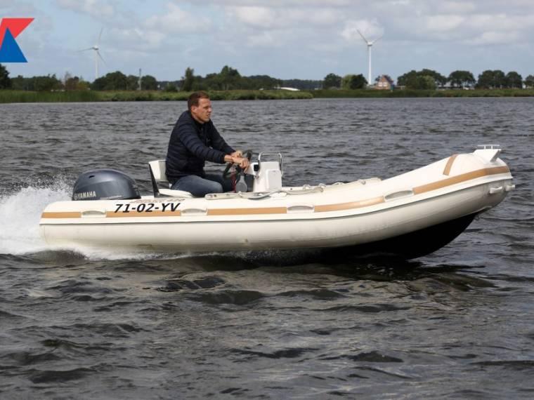Joker Boat Jokerboat 420 Coaster