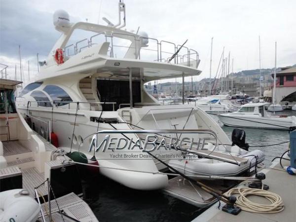 Azimut yachts AZIMUT 78 HULL