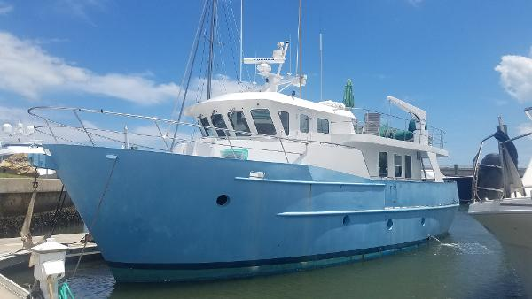 Cape Horn Yachts 55