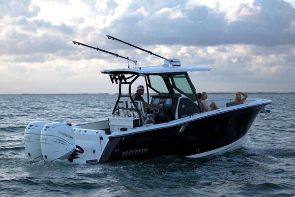 Blackfin 272 CC Manufacturer Provided Image