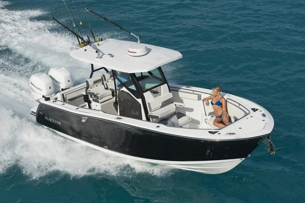 Blackfin 272 CC Manufacturer Provided Image