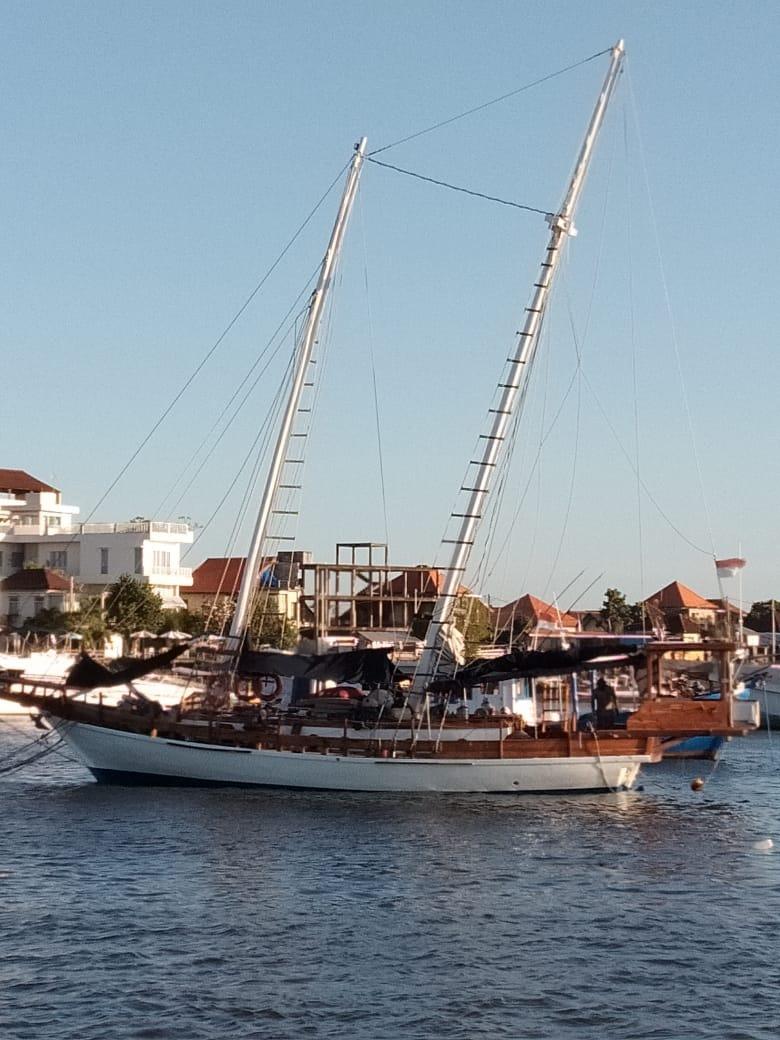 Custom Sailing Vessel