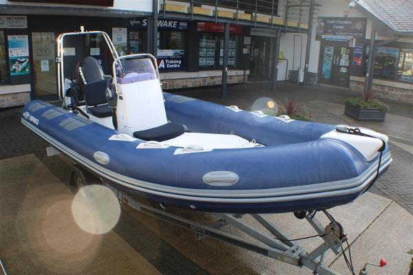 Brig Inflatables Falcon 500 L