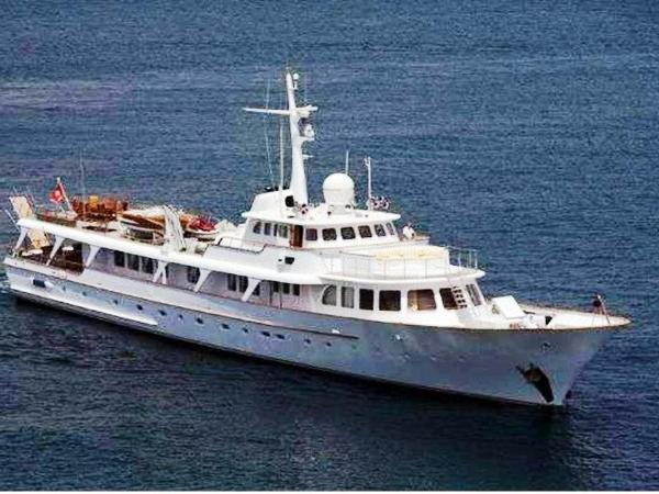 Arsenal Do Alfeite Motor Yacht