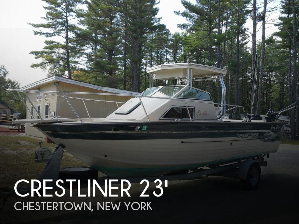 Crestliner 2360 Eagle 1998 Crestliner 2360 Eagle for sale in Chestertown, NY