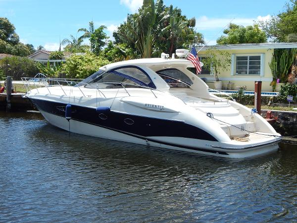 Atlantis 47 HT Aft Profile