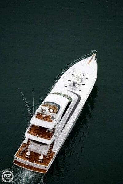 Sovereign 109 Sportfish Yacht 2017 Sovereign 109 Sportfish Yacht for sale in Hamilton,