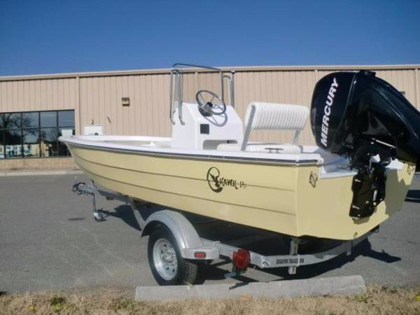 C-hawk Boats 16 Center Console