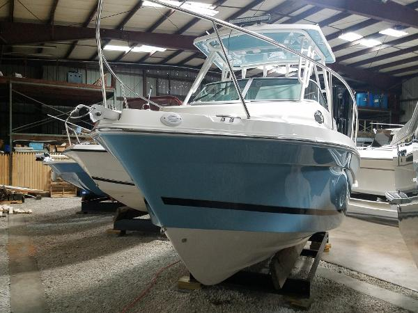 Striper 230 Walkaround OB