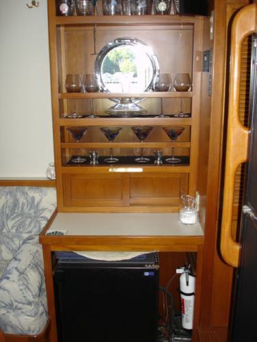 Saloon Desk / Cabinet