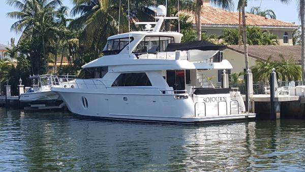 Ocean Alexander Pilothouse Profile