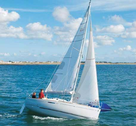 Beneteau First 21.7 S Manufacturer Provided Image: First 21.7