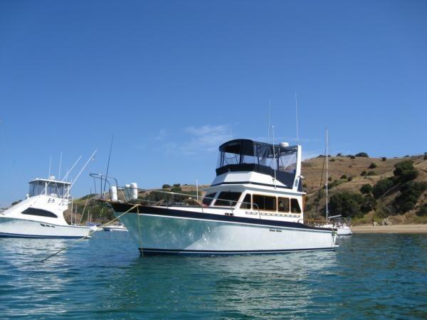 CALIFORNIAN 34 LRC Boat (Sister Ship photo)