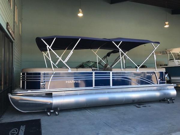 Harris Flotebote 240 Sunliner