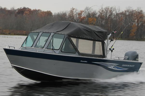 Smoker Craft 222 Phantom Offshore