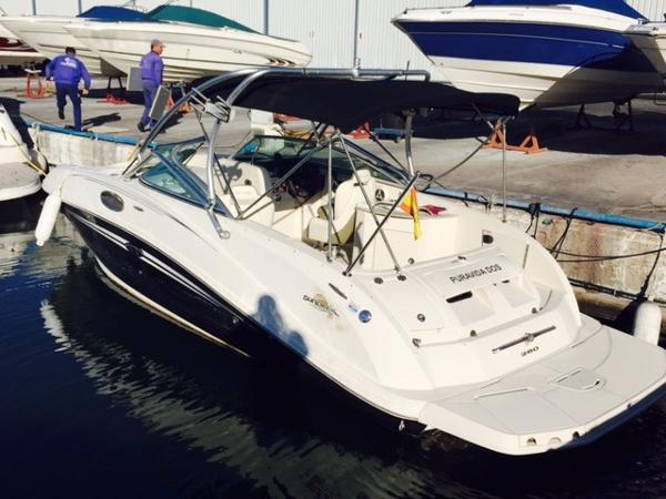 Sea Ray 260 Sundeck Pura Vida