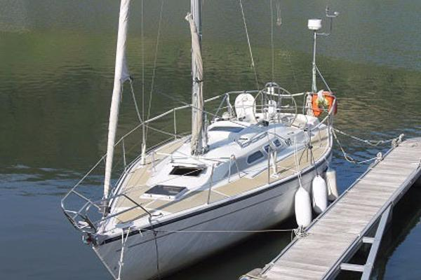 Dehler 34 Top