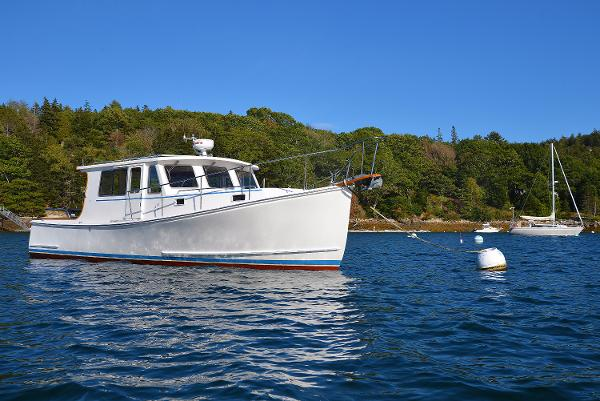 Duffy 35 Downeast