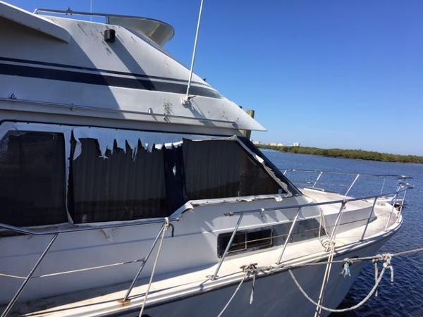 Marine Trader 47 Tradewinds Motor Yacht