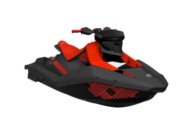 Sea-Doo Spark® Trixx™ 2-up Rotax® 900 H.O. ACE™ IBR & Sound System