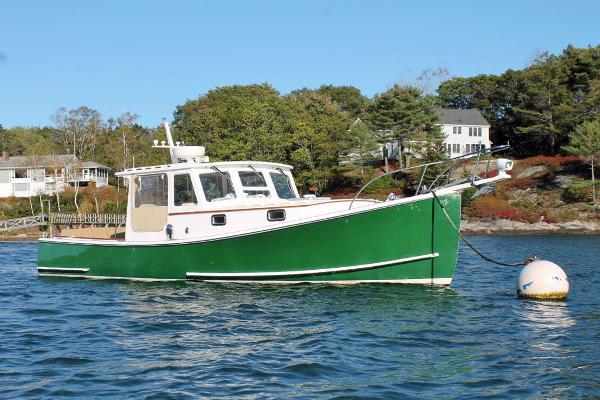 Holland Lobster Yacht MUSKRAT