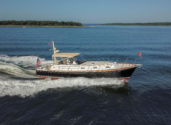 Grand Banks Eastbay 43 Ex Grand Banks Eastbay 43 EX