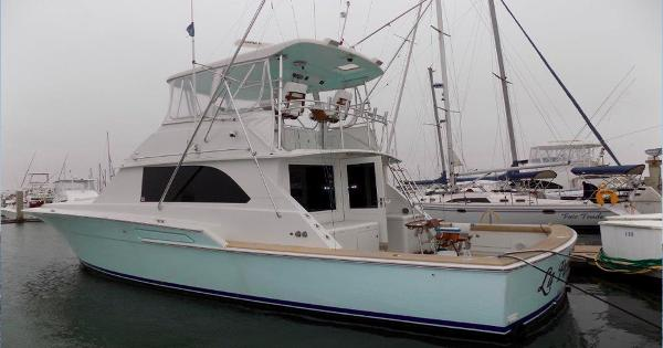 Bertram 46 Flybridge