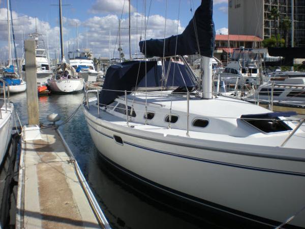 Catalina 34 MkII Boat