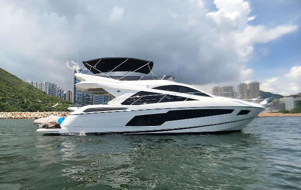 Sunseeker Manhattan 55 Sunseeker Manhattan 55 Profile