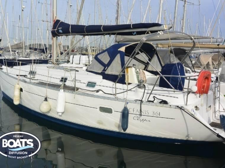 Beneteau BENETEAU OCEANIS 361 CLIPPER HY45533