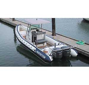 Protector 28 Center Console Manufacturer Provided Image
