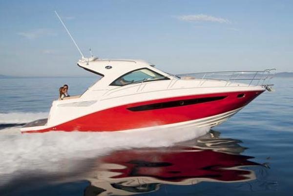 Sea Ray 355 Sundancer Manufacturer Provided Image