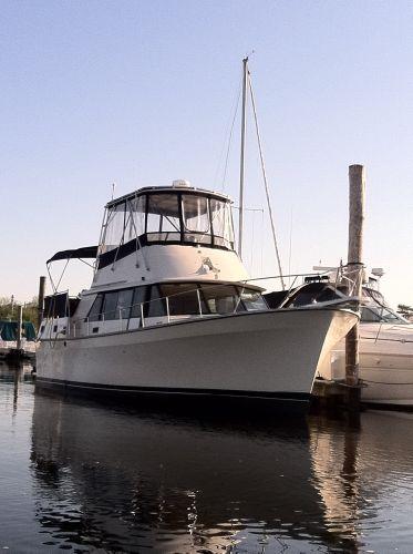 Mainship 40 Double cabin (Nantucket)