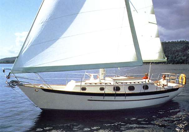 Pacific Seacraft 31 Manufacturer Provided Image