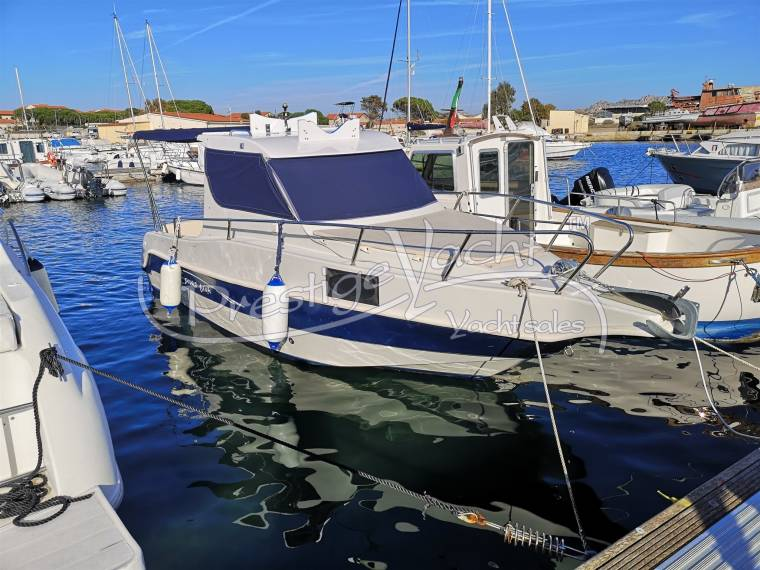 Saver Saver 21 Cabin Fisher