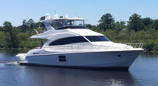 "Hatteras 60 Motor Yacht 60MY Hatteras 2017 - ""Island Girl"""