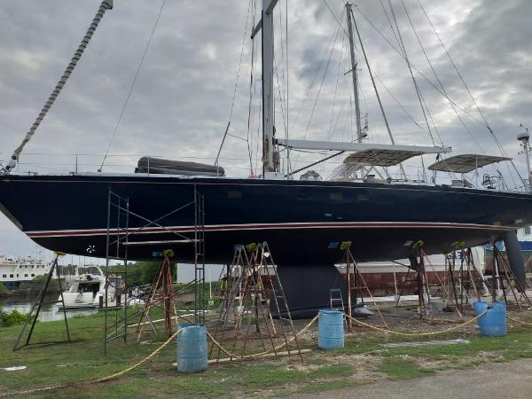 Custom German Frers Sloop