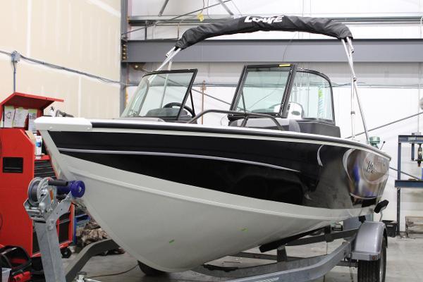 Lowe Fish & Ski FS1610