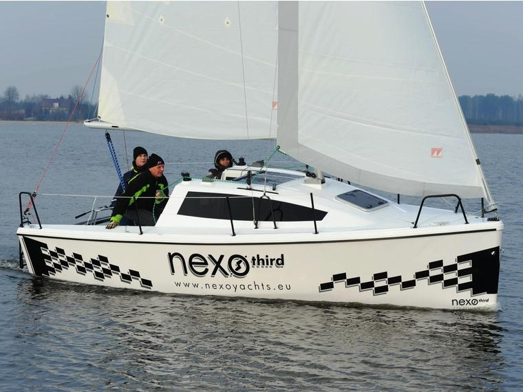 Nexo Yachts Nexo Yachts Nexo Third