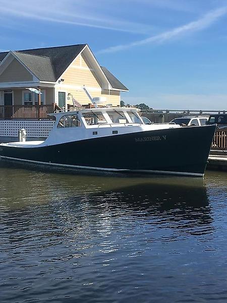Chesapeake Mariner Deadrise