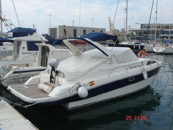 Rio 850 Cruiser Rio 850 Cruiser