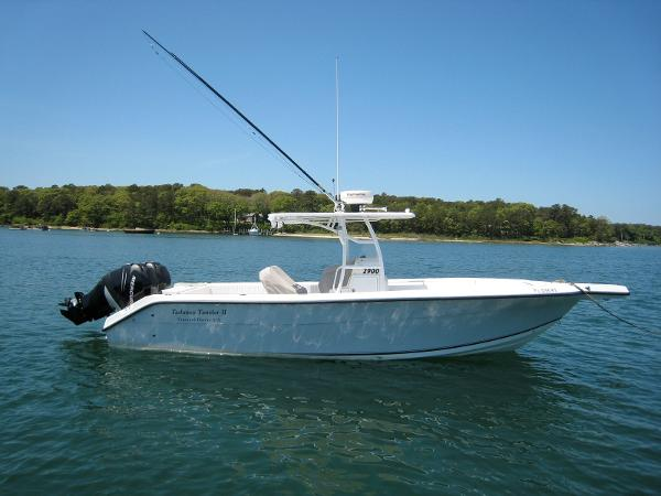 Angler 29' Center Console