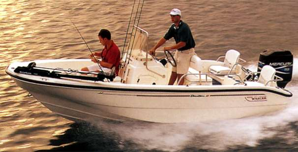 Boston Whaler Dauntless 16 Manufacturer Provided Image