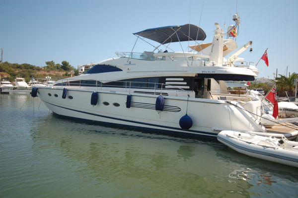 Fairline Squadron 62 Photo 1
