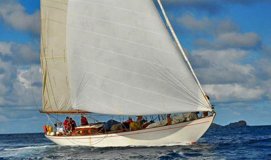 Sparkman And Stephens 60 ft Sloop 1939
